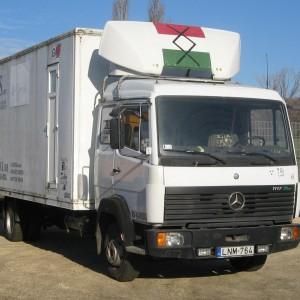 Mercedes 814 001